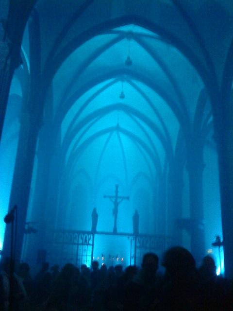 Karina Aase - Uranienborg kirke
