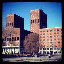 Aina Kristiansen - Rådhuset