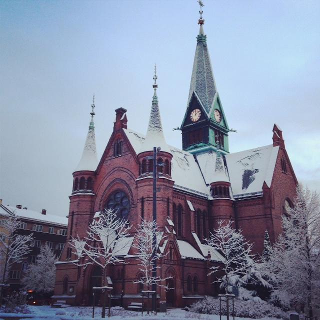 Ingvild Tennfjord - Sagene kirke