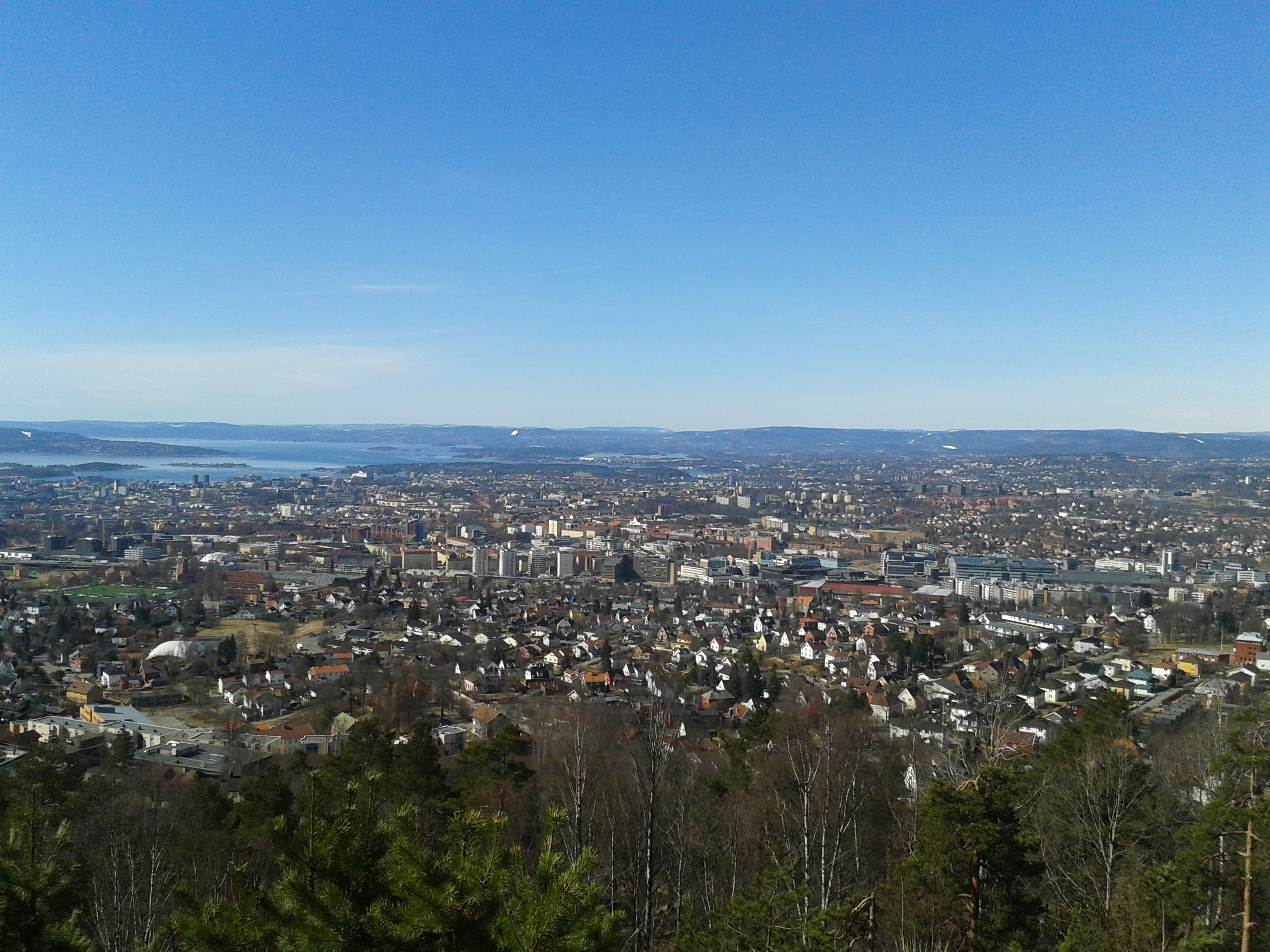 Image result for Grefsenkollen