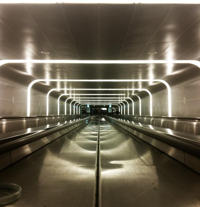 Kjersti Nesbakk – Oslo sentralstasjon