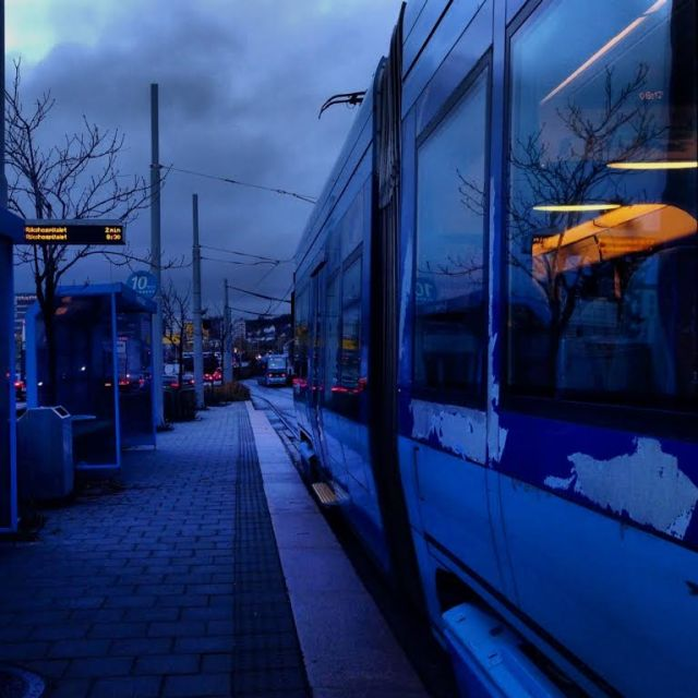 Tove Dahl - Grefsen stasjon