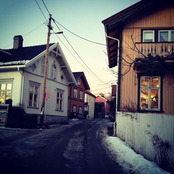 Ingrid Hvidsten – Tromsøgata