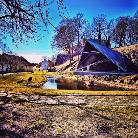 Gustav Eddy Larsen –Akershus festning