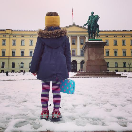 Elin Melås –Slottsplassen