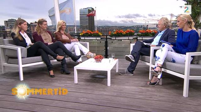 Stakkars oss på TV 2 Sommertid