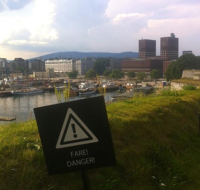 Rigmor Lindahl - Akershus festning
