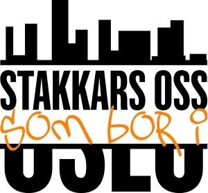 Stakkars oss som bor i Oslo-logo