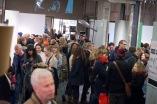 Stakkars oss åpningsfest Foto: John Hughes