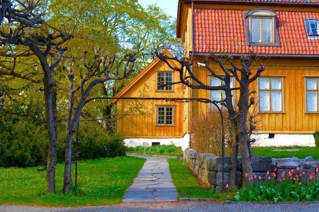 Jon Arne Foss –Tøyen Hovedgård
