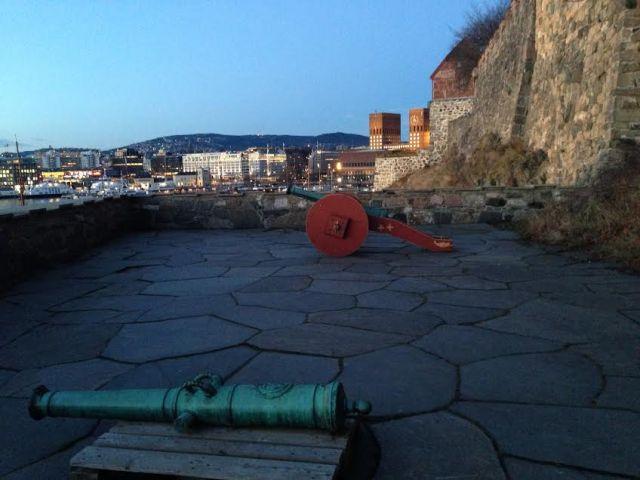 Geir Uno Lange Braaten – Akershus festning