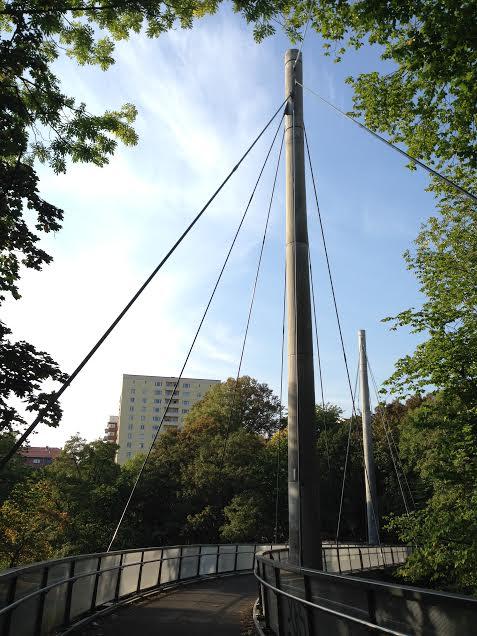 Hanna Norberg – Jerusalem bro