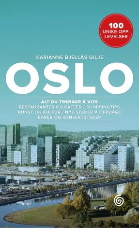 Oslo bok Karianne Bjellås Gilje